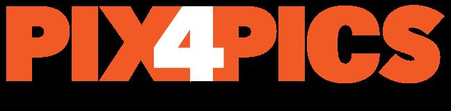 logo pix4pics haute définition