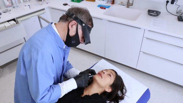 Film vidéo médical Acide hyaluronique