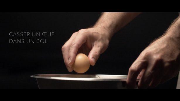 Tutoriel vidéo recette de cuisine